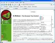 ¿Aún usas el explorador Internet Explorer? M_k-meleon